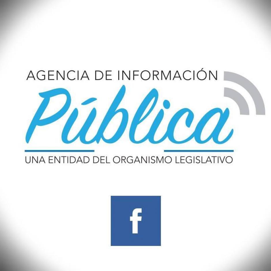 La Agencia de Información Pública ya se promociona en Facebook. (Foto: Agencia de Información Pública/Facebook)
