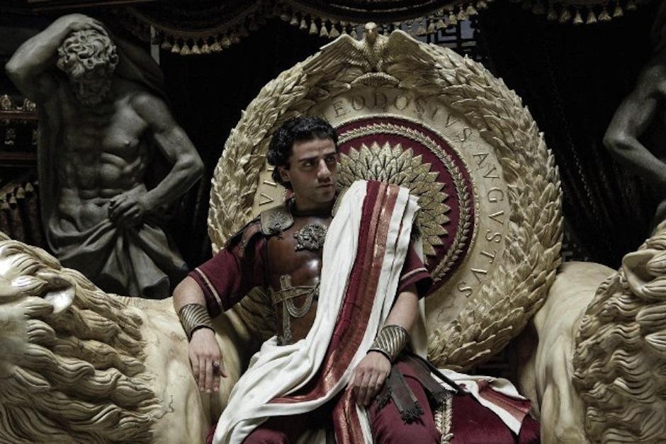 En Ágora, dirigida por Alejandro Amenábar, Isaac es Orestes, el Prefecto romano. Es un drama histórico desarrollado en la ciudad de Alejandría, Egipto. (Foto: IMDb)