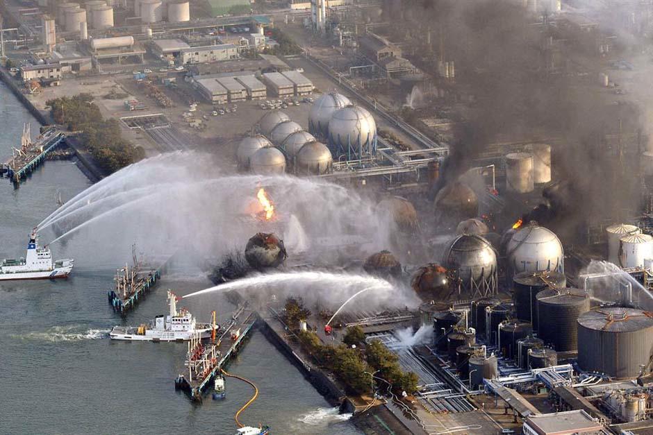 El accidente ocurrido en la central nuclear de Fukushima sucedió el 11 de marzo de 2011