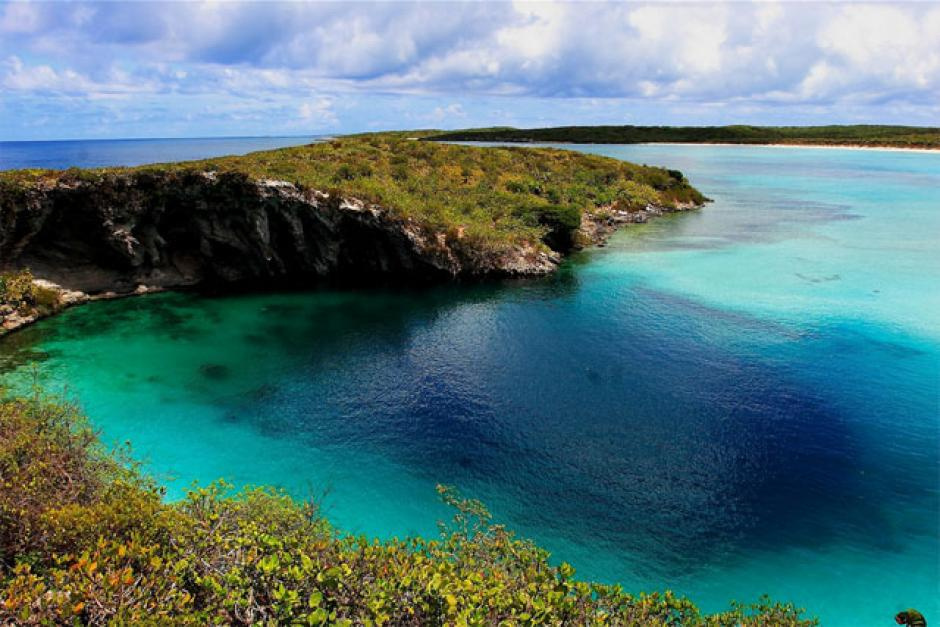 Expertos coinciden en que su profundidad es mayor que el agujero de Dean en las Islas Bahamas. (Foto: fotosmundo.net)