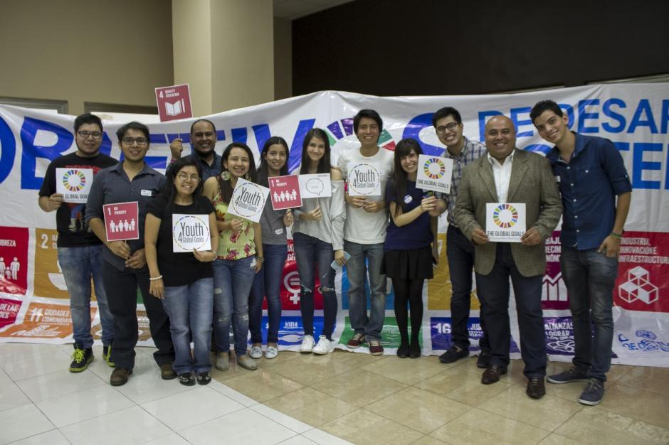 AIESEC es una organización que lleva 30 años en Guatemala y está ubicado en seis universidades del país. (Foto: AIESEC)