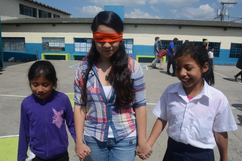 Para irte a un voluntariado debes tener la voluntad de querer hacer un cambio. (Foto: AIESEC)
