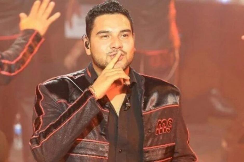 Alan Ramírez es el vocalista de la banda sinaloense MS. (Foto: debate.com.mx)