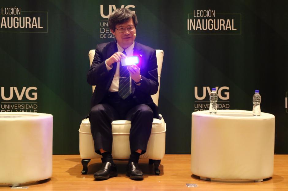 El profesor expresó que se buscan nuevos campos que se puedan beneficiar. (Foto: Alejandro Balán/Soy502)