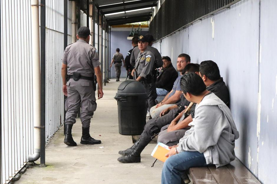 La idea es velar por la seguridad de pacientes y empleados del centro. (Foto: Alejandro Balán/Soy502)