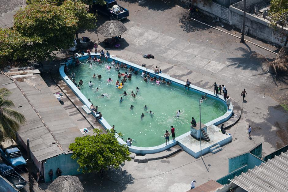 Balnearios y centros turísticos también son fuertemente visitados. (Alejandro Balán /Soy502)