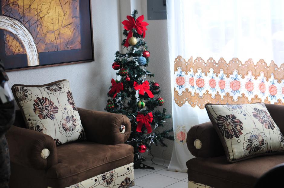 Así lucen los ambientes de la casa modelo (Foto: Alejandro Balán/soy502)