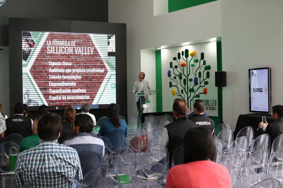 El Campus Tec tiene planes de expandirse hacia otros países de la región. (Foto: Alejandro Balán/Soy502)
