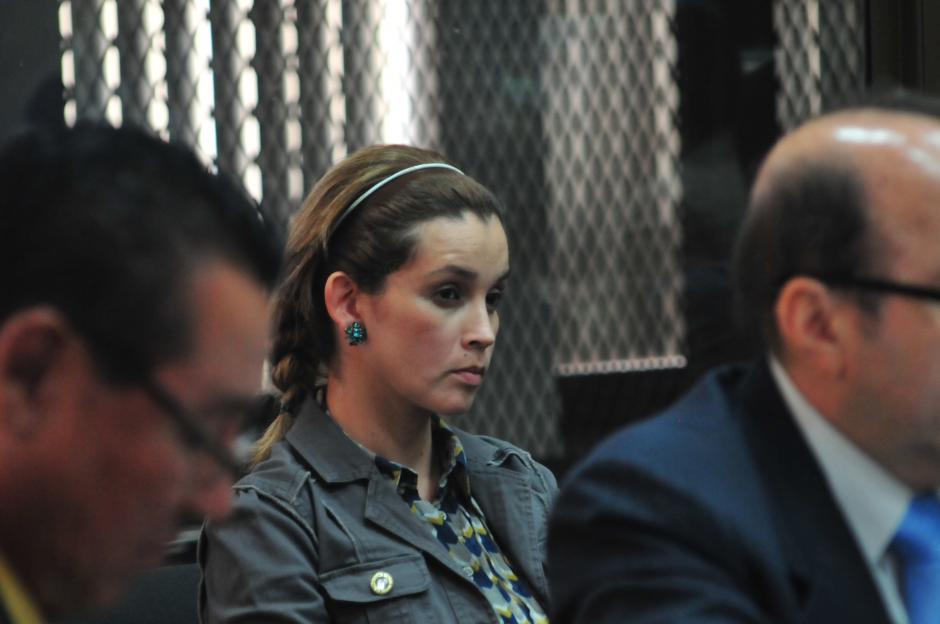 """Ana Sofia Castañeda Deras, una operadora del narcotráfico conocida como """"La Sirenita"""". (Foto: Alejandro Balán/Soy502)"""