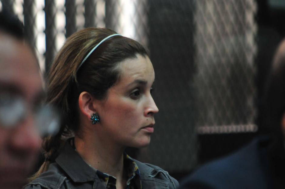 Ana Sofía Castañeda alias la Sirenita lidera una estructura criminal relacionada al narcotráfico. (Foto: Alejandro Balán/Soy502)