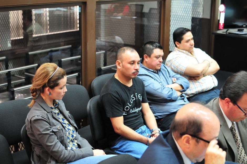 Ana Sofía Castañeda Deras, alias La Sirenita, está sindicada de ser parte de una estructura criminal que operaba en la ciudad capital. (Foto: Alejandro Balán/Soy502)