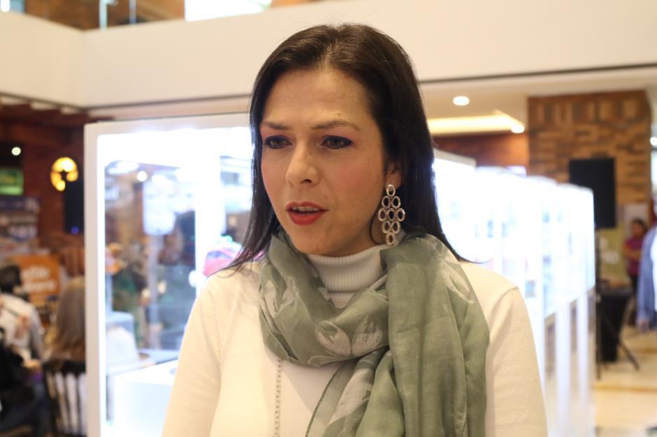Beatriz Mejía resalta que la temática de este año se basó en la repostería. (Foto: Alejandro Balán/Soy502)