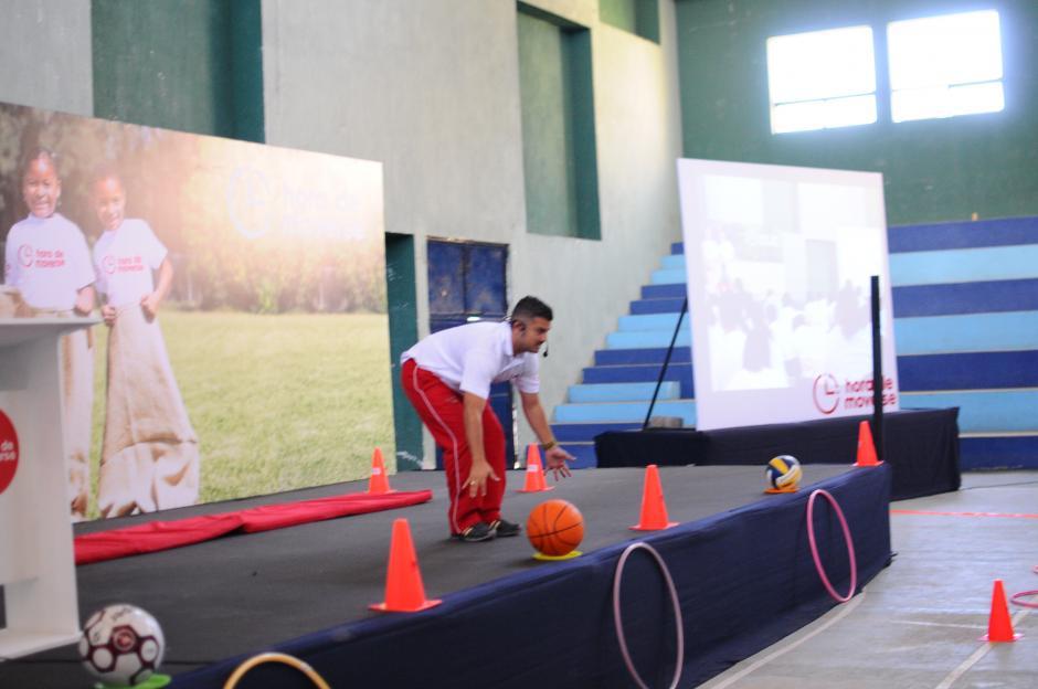 """El programa está bajo la modalidad de """"formador de formadores"""". (Foto: Alejandro Balán/Soy502)"""