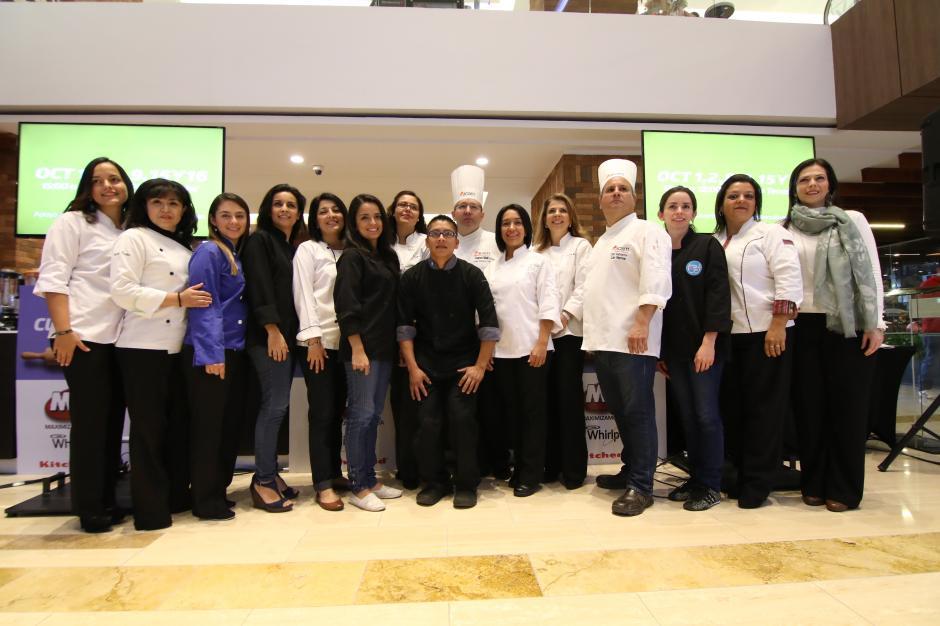 Los competidores culinarios demostrarán sus habilidades, pero solo uno será el elegido. (Foto: Alejandro Balán/Soy502)