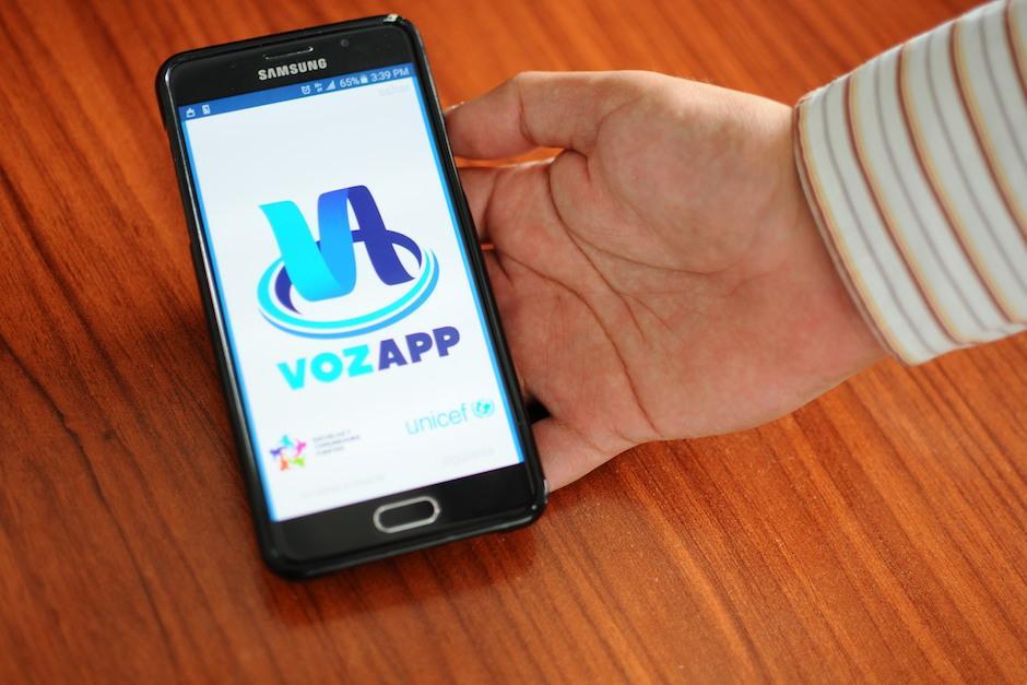 VozApp fue diseñada para denunciar cualquier acto de violencia, acoso sexial y explotación contra cualquier niño o joven (Foto: Alejandro Balán/Soy502)