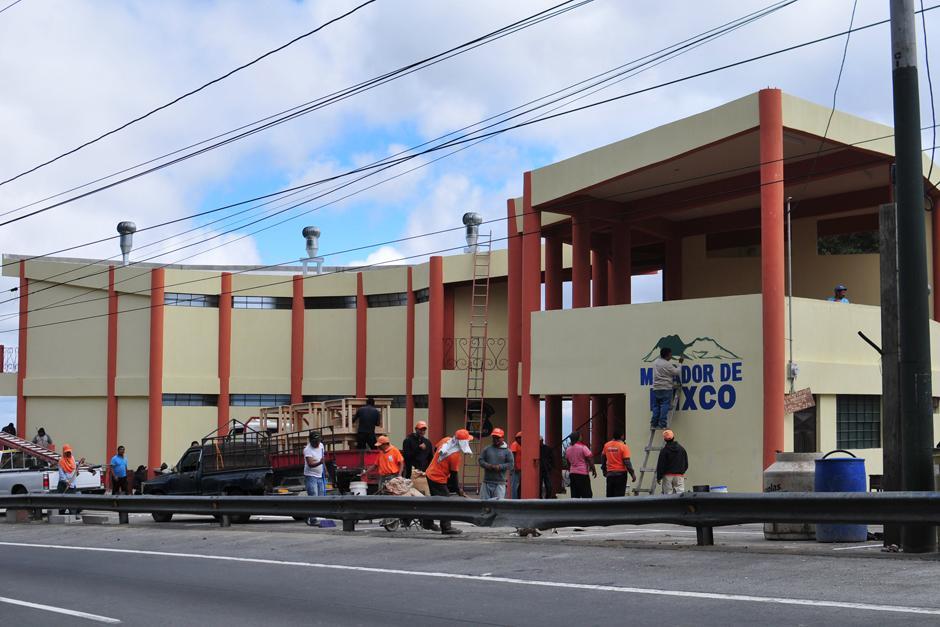 Para el este iércoles 13 de enero, está programada la inauguración del Mirador de San Lucas. (Foto: Alejandro Balán/Soy502)