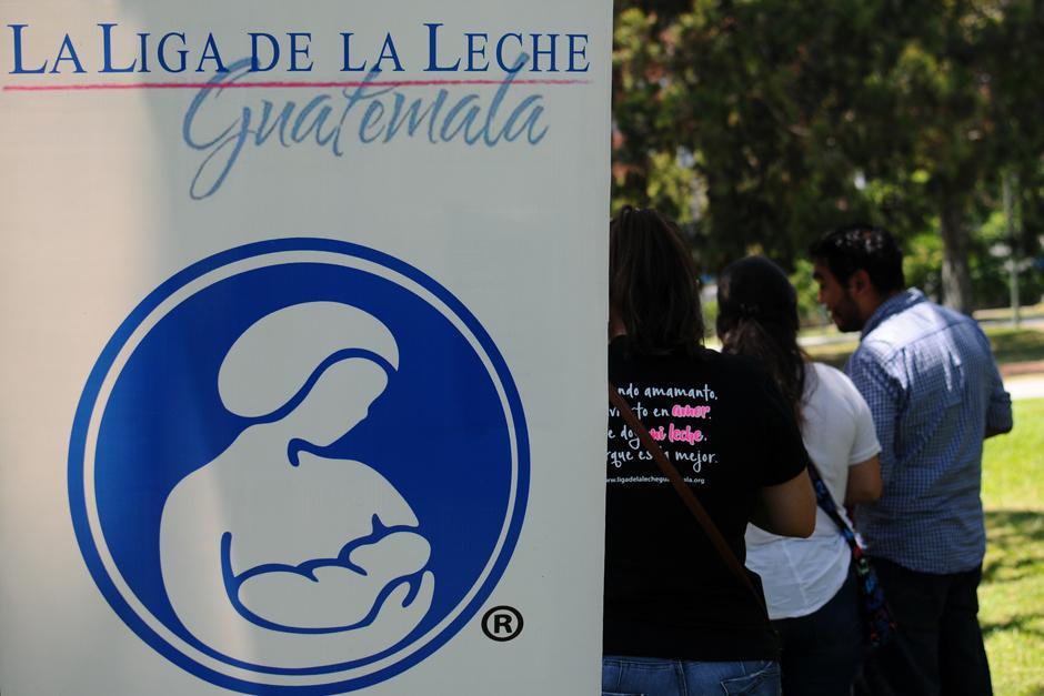 La actividad fue organizada por la liga de la leche guatemala. (Foto: Alejandro Balán/Soy502)
