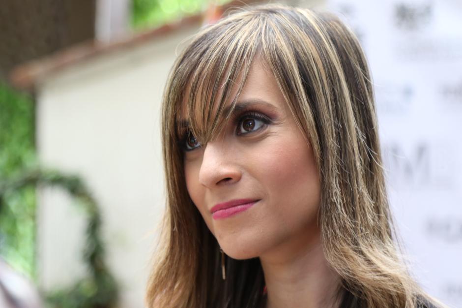 María del Carmen Fuentes es la desarrolladora del programa Chapina Experience. (Foto: Alejandro Balám /Soy502)