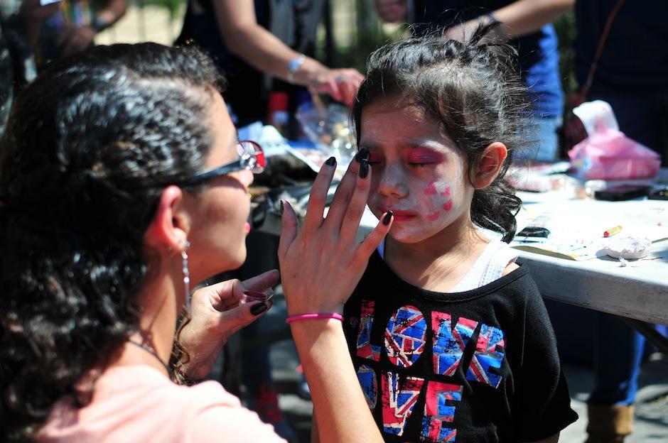 En esta actividad participaron familias completas. (Foto: Alejandro Balam/Soy502)