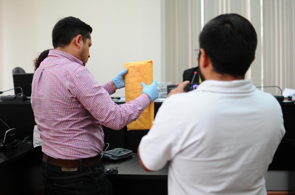 El juez Gálvez autorizó entregar copias certificadas al MP para que pueda realizar investigaciones. (Foto: Alejandro Balán/Soy502)