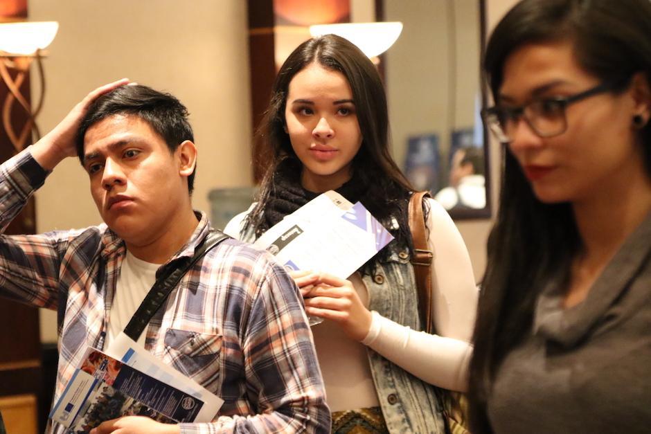 El segmento de la población con más retos para emplearse es la de los jóvenes entre 15 y 24 años. (Foto: Alejandro Balán/Soy502)
