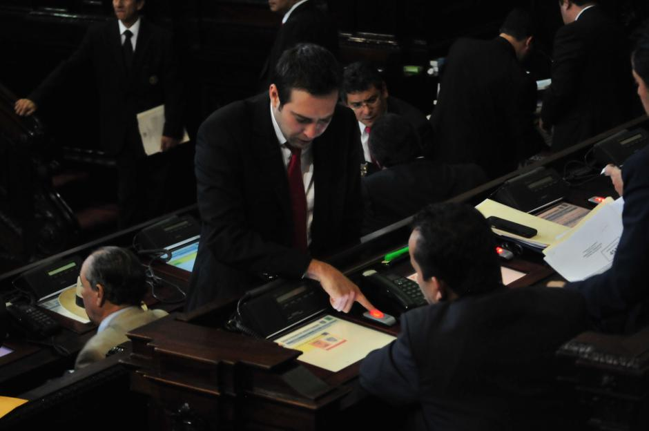 La Ley fue aprobada la semana pasada de urgencia nacional, pero faltó la discusión y redacción por artículos. (Foto: Alejandro Balán/Soy502)