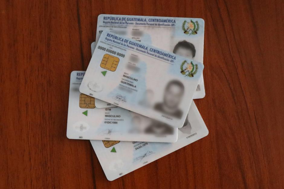 Todas las Instituciones del Estado deberán adoptar el CUI como el único número para identificar a los guatemaltecos. (Foto: Alejandro Balán/Soy502)