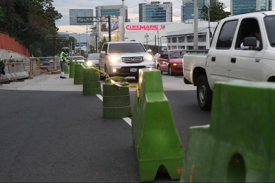 La restricción empezó en octubre del año pasado por las tardes. (Foto: Archivo/Soy502)