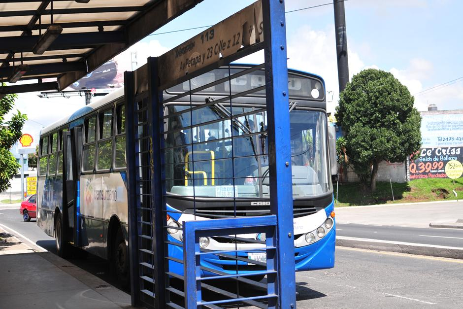 Alianza por la Transparencia presentará candados al Subsidio al Transporte Urbano. (Foto: Archivo/Soy502)