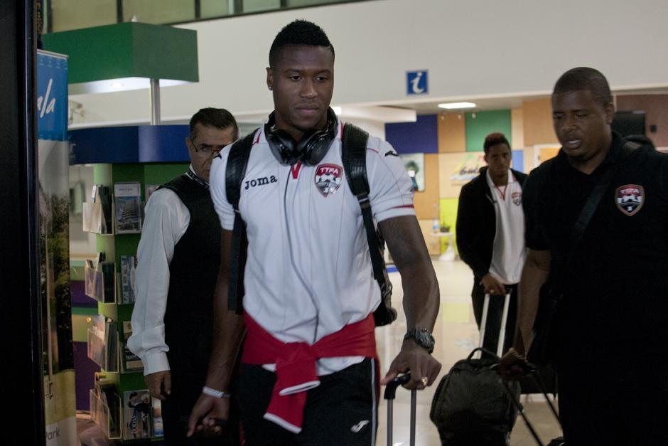 El defensa Sheldon Bateau ha disputado 33 partidos con la selección caribeña. (Foto: Alejandro Balan/Soy502)