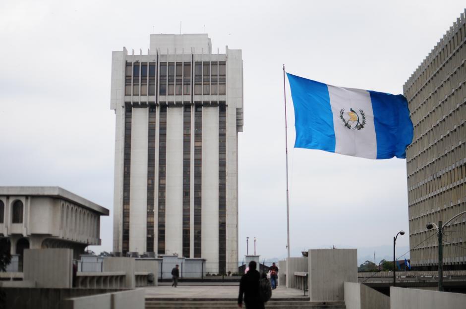 El presidente Jorge Ubico ordenó la construcción del Palacio de Justicia. (Foto: Alejandro Balán/Soy502)