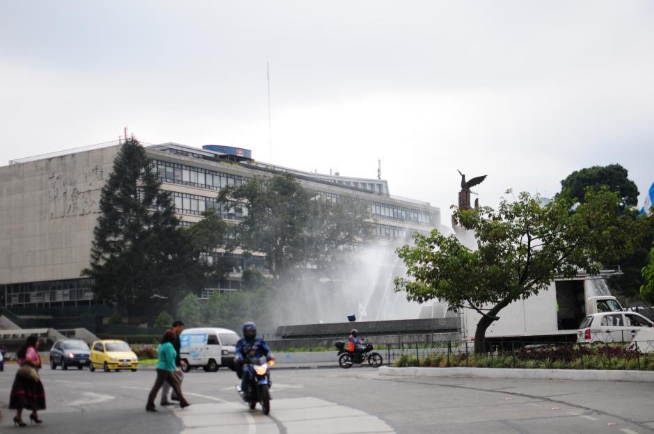 El palacio municipal terminó su construcción en 1958. (Foto: Alejandro Balán/Soy502)