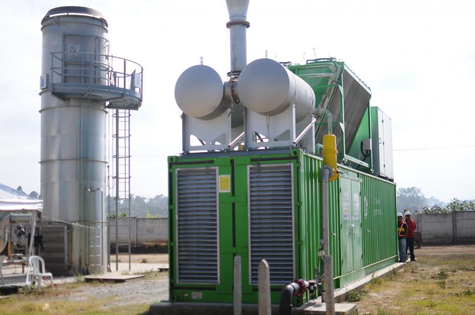 La planta empezó el suministro electricidad en marzo de 2015 con una la inversión inicial de 2.7 millones de dólares. (Foto: Alejandro Balan/Soy502)