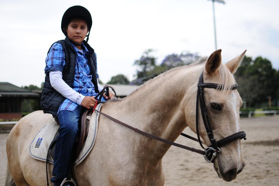Los jinetes deben tener disciplina como en cualquier otro deporte. (Foto: Alejandro Balan/Soy502)