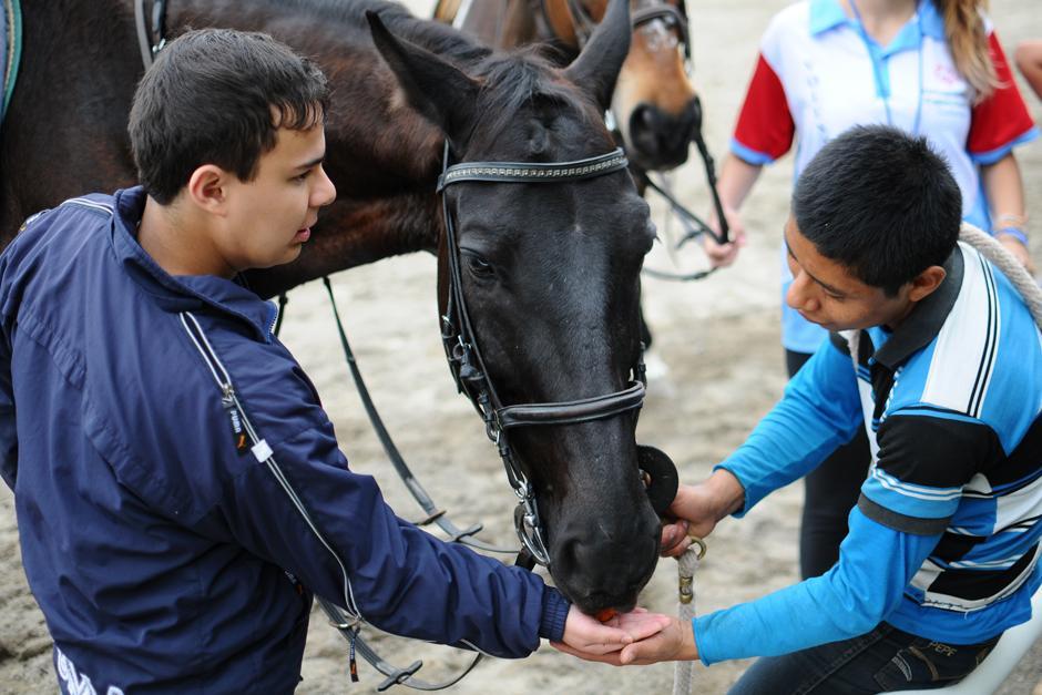 Se espera que Olimpiadas Especiales Internacional incluya a Latinoamérica en los próximos años. (Foto: Alejandro Balan/Soy502)
