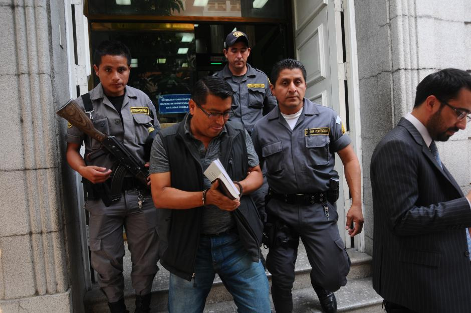 Se le acusa de permitir la evasión fiscal por más de Q255 millones a Aceros de Guatemala. (Foto: Alejandro Balan/Soy502)