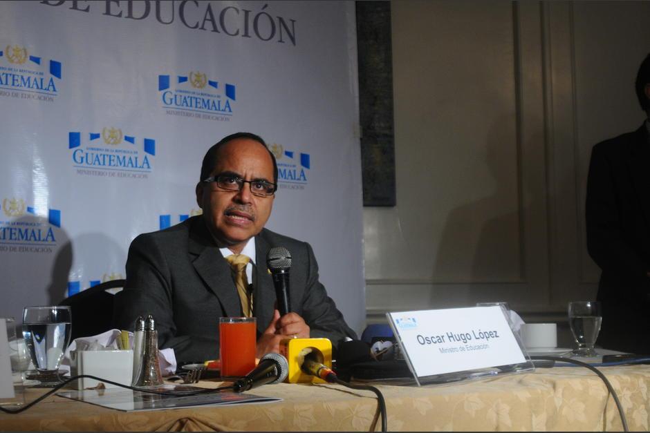 MIneduc investiga denuncias de ventas de plazas en la cartera (Foto: Alejandro Balan/Soy502)