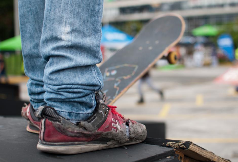 El festival que terminará este domingo incluye Skates, escalada, bicitour, workout challenge, calisthenics, y mucho más. (Foto: Alejandro Balan/Soy502)