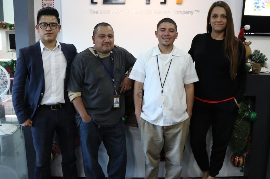 Cuando los guatemaltecos son colocados en las empresas, Conexión Laboral se encargan de darle seguimiento a sus casos. (Foto: Wilder López/Soy502)