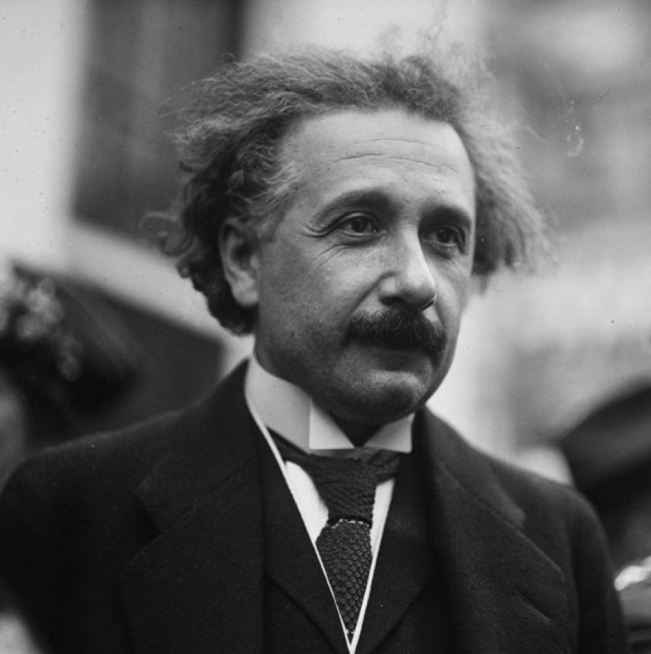 Albert Einstein huyó de los nazis en Alemania, trasladándose a estados Unidos. (Foto: Instagram)