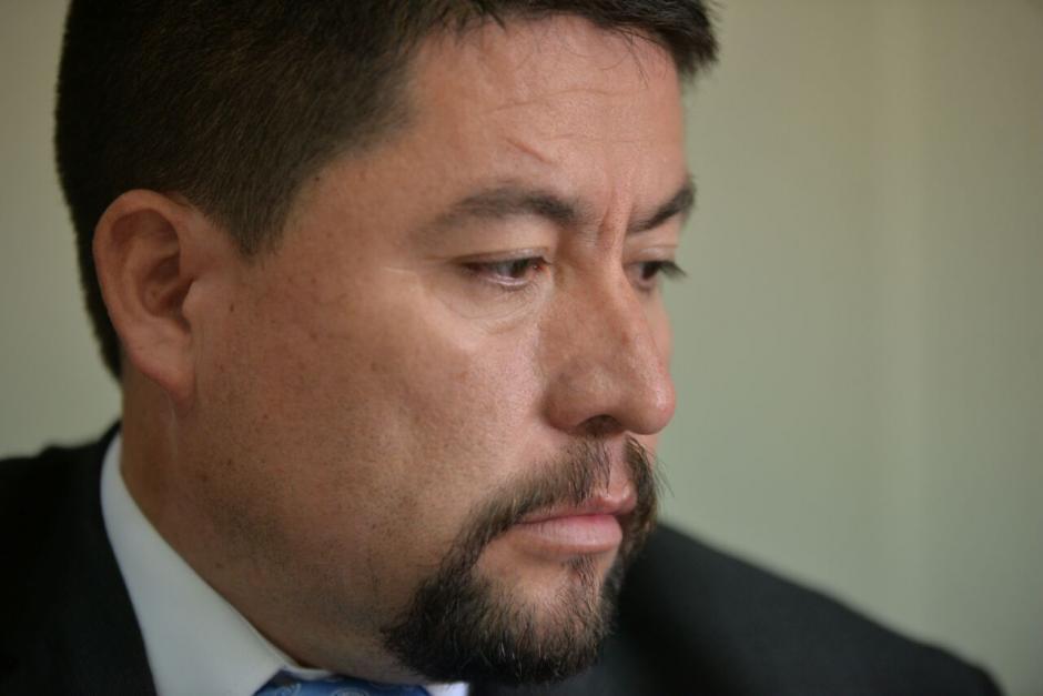 Víctor Alvarizaes, alcalde de Santa Catarina Pinula, fue capturado el recién pasado viernes. (Foto: Wilder López/Soy502)