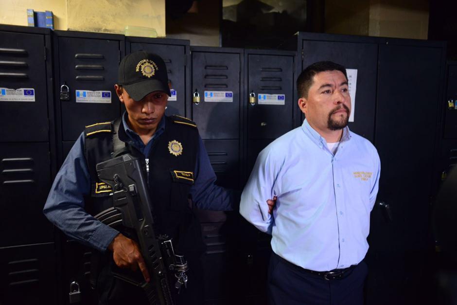 El 4 de julio recién pasado, el alcalde perdió la inmunidad. (Foto: Jesús Alfonso/Soy502)