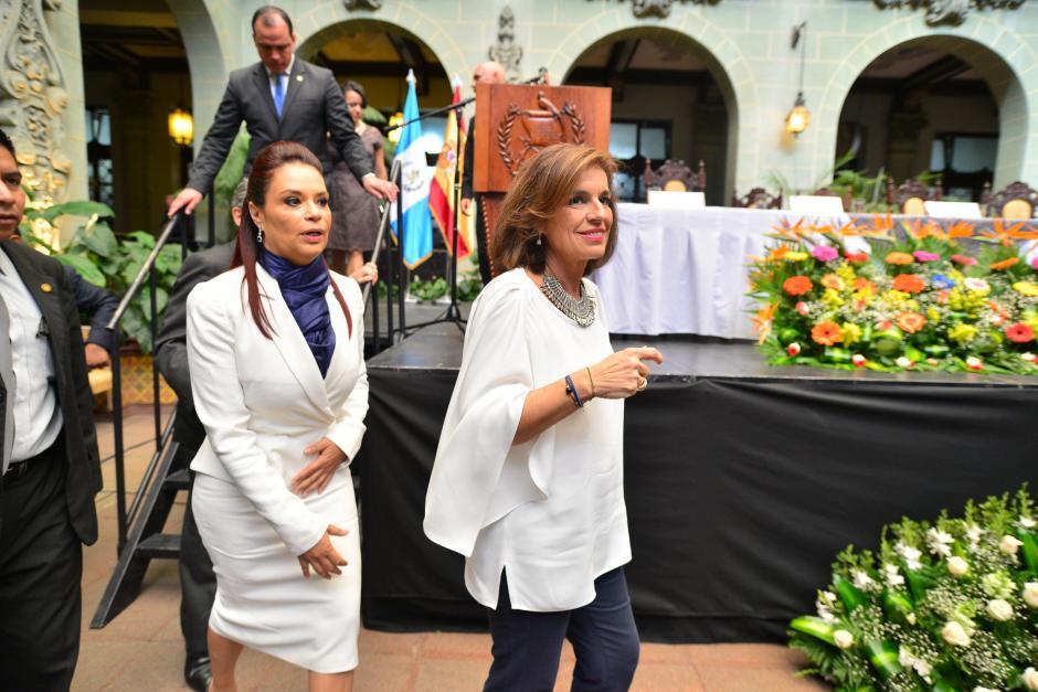 Baldetti permanece actualmente en la cárcel para mujeres Santa Teresa. (Foto: Archivo/Soy502)