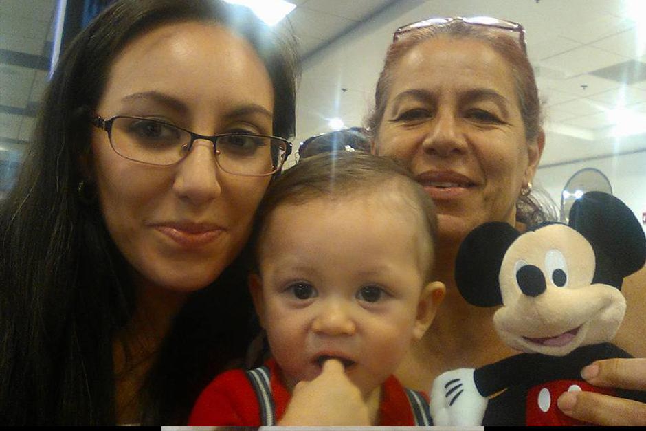 Alejandra agradece el apoyo de las personas que la acompañaron en todo momento. (Foto: Facebook)