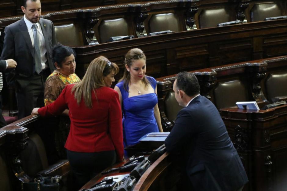 Los diputados sesionarán nuevamente el jueves. (Foto: Alejandro Balán/Soy502)