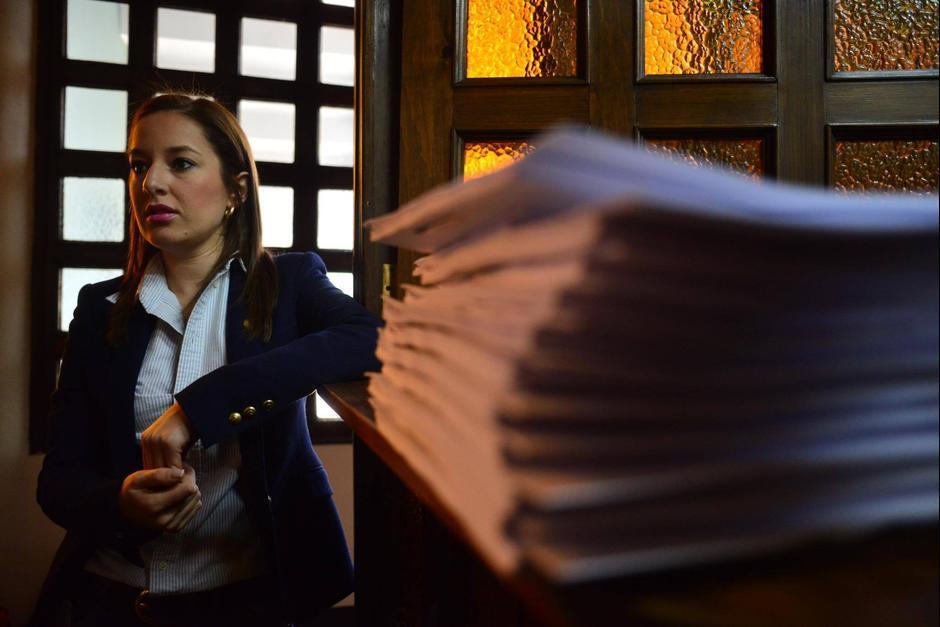La diputada Alejandra Carrillo señala que la iniciativa es para castigar los maltratos extremos. (Foto: Archivo/Soy502)