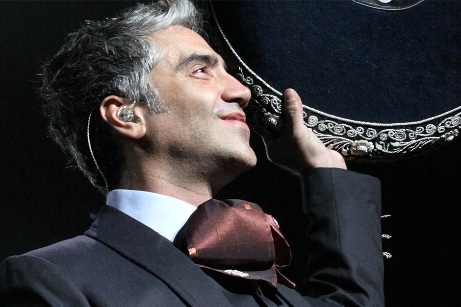 El cantante aseguró que no tiene que darle explicaciones a nadie. (Foto: Archivo)