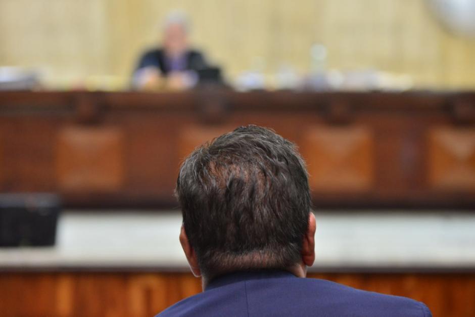El empresario se declaró inocente de los cargos que se le imputan. (Foto: Jesús Alfonso/Soy502)