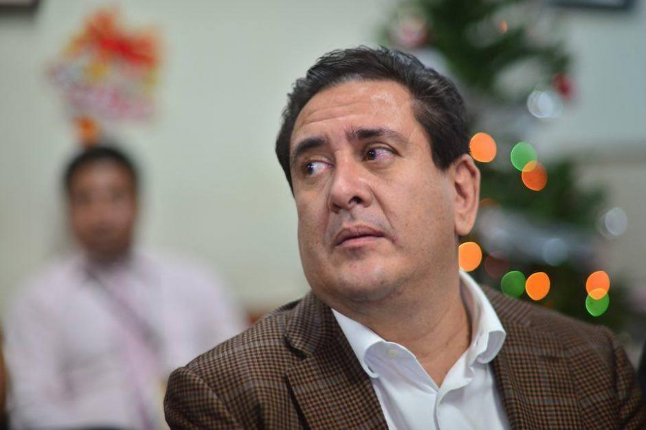 Gustavo Alejos se mantuvo prófugo desde el pasado 27 de octubre y afirma que es inocente de los cargos que le señala el MP y la CICIG. (Foto: Jesús Alfonso/Soy502)