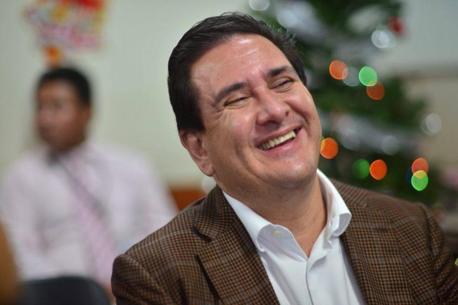 El empresarios Gustavo Alejos Cámbara se entregó a la justicia guatemalteca luego de permanecer dos meses prófugo. (Foto: Jesús Alfonso/Soy502)